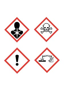 Do you understand the health hazards of your chemicals?
