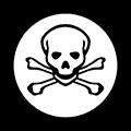Class D1 Poisonous Old Symbol