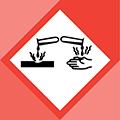 Class E Corrosive New Symbol