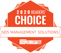 sdsBinders has been awarded the Reader's Choice Award for 5 consecutive years for Best MSDS Management Solution by the Canadian Occupational Safety Magazine.