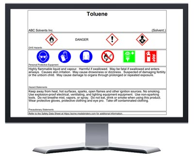 SDS Service Providers - Chemscape Safety Technologies